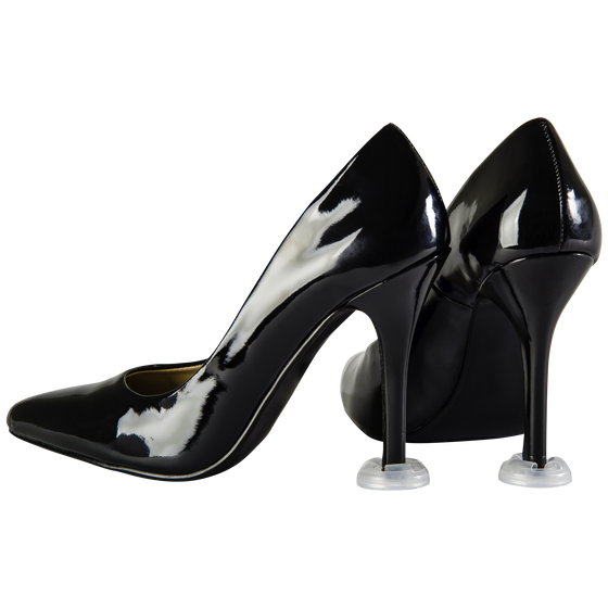 Heel guards for weddings and events