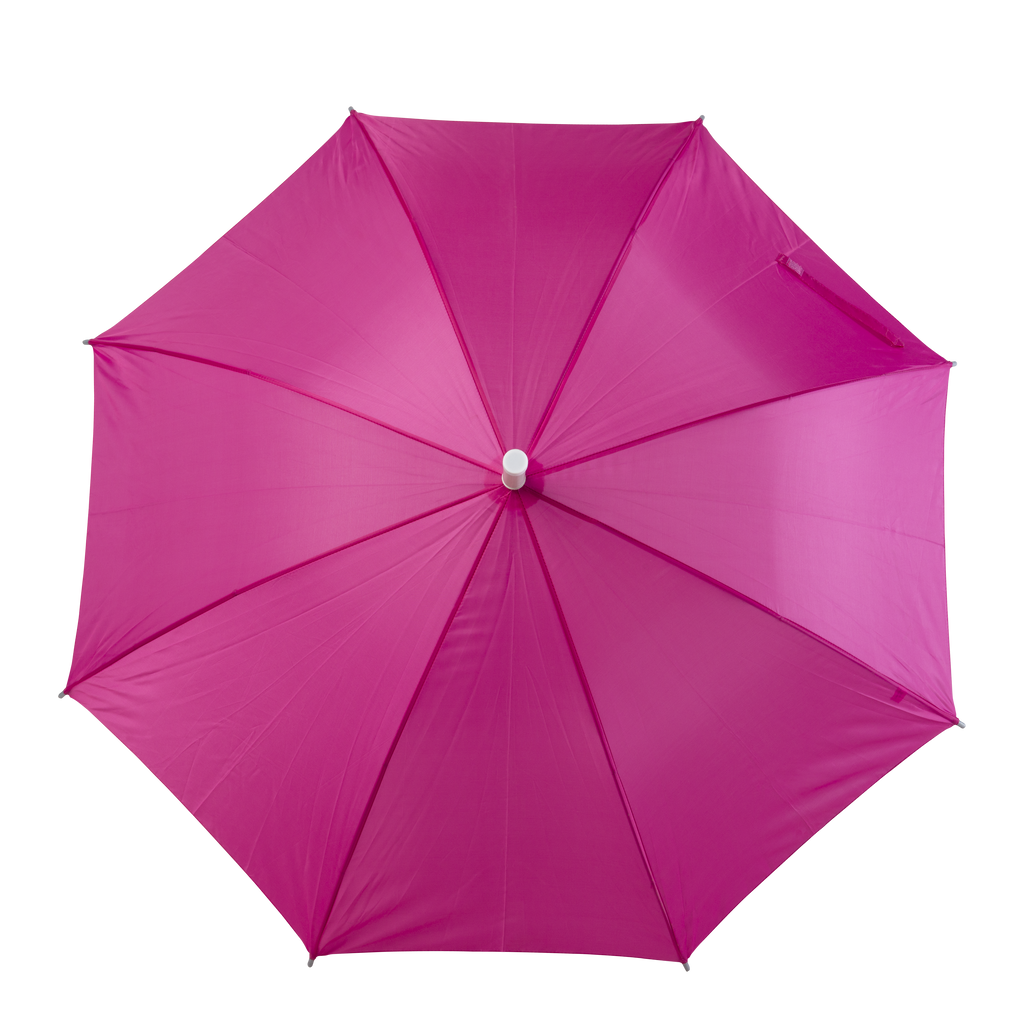 Umbrella rental - pink