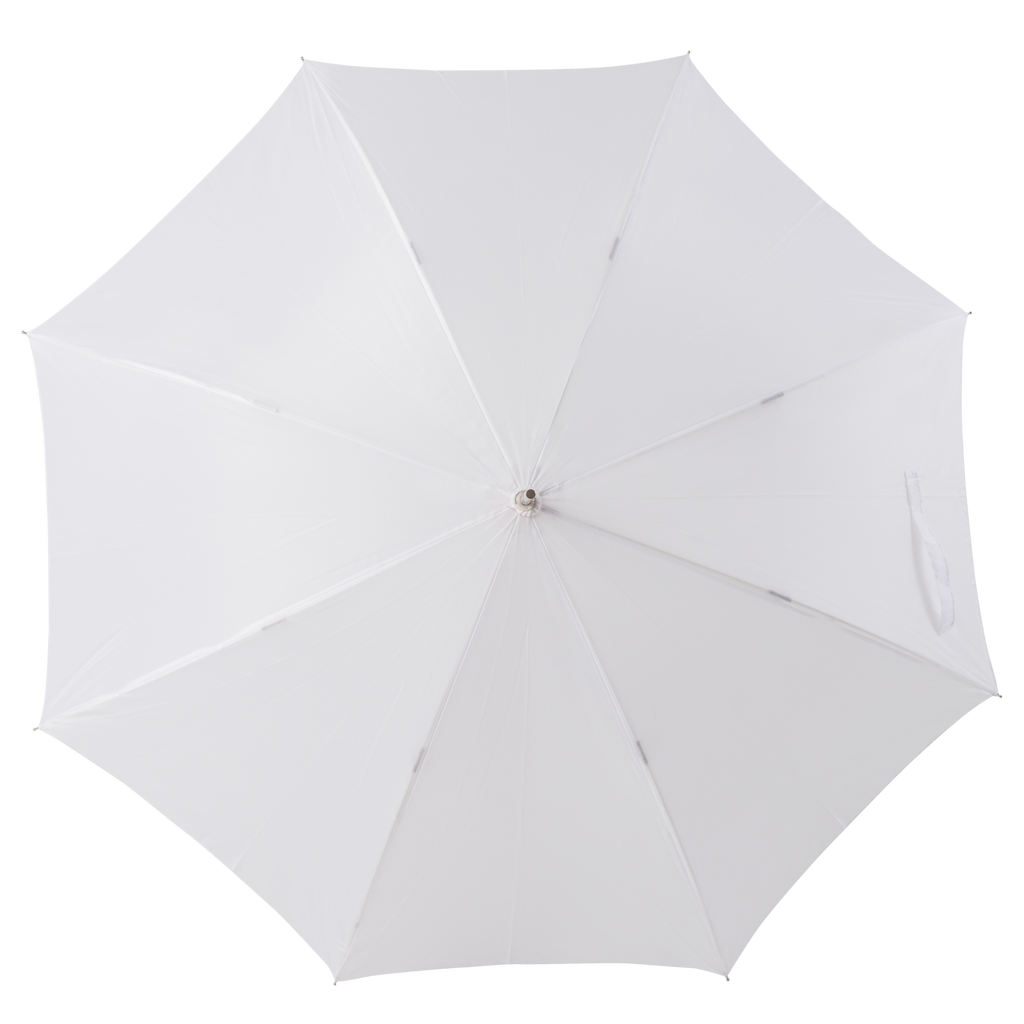 Umbrella rental - white