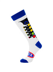 NHRA Christmas Tree Socks
