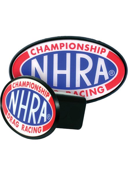 NHRA Logo Hitch Cover