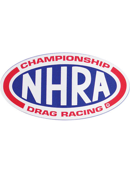 NHRA Large Logo Decal