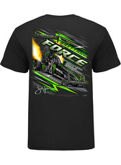 Brittany Force Top Fuel Dragster T-Shirt