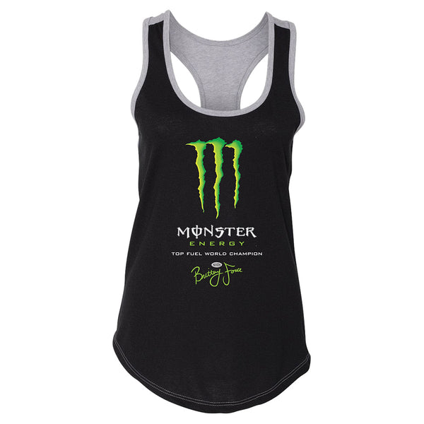 Ladies Brittany Force Monster Energy Tank