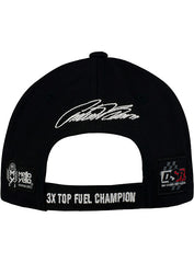Antron Brown Tonal Flame Hat