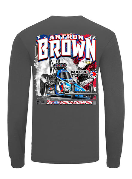 Antron Bown Long Sleeve T-Shirt