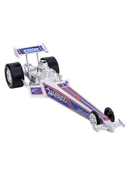 Antron Brown Toy Dragster
