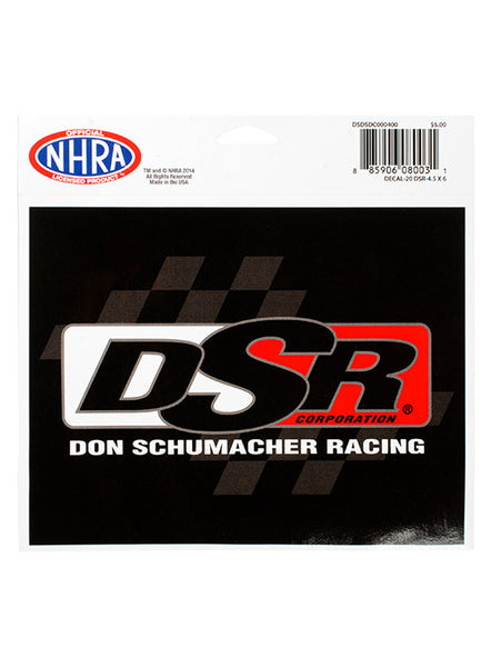 DSR Decal