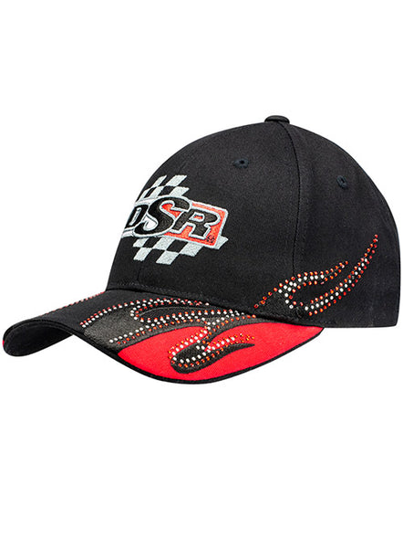 Ladies Rhinestone DSR Hat