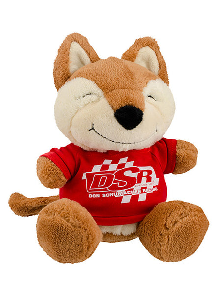 Don Schumacher Racing Plush Fox