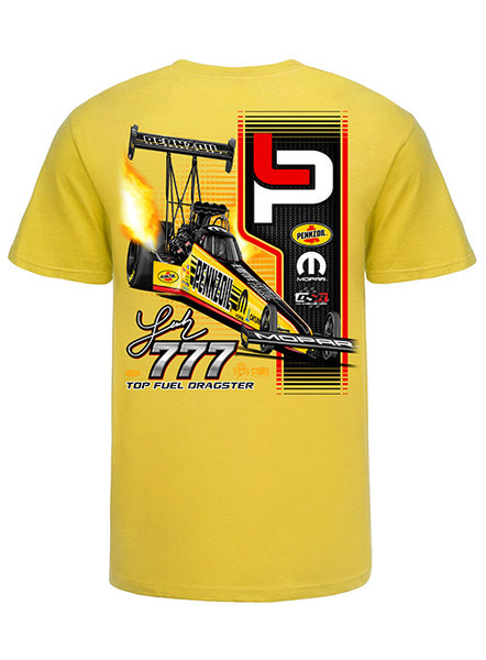Leah Pennzoil Car T-Shirt
