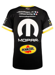 Matt Hagan Ladies Uniform Shirt