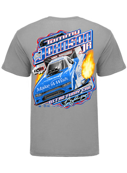 Tommy Johnson Jr. Make-A-Wish T-Shirt
