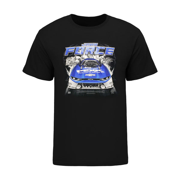 John Force Racing Collegiate T-Shirt