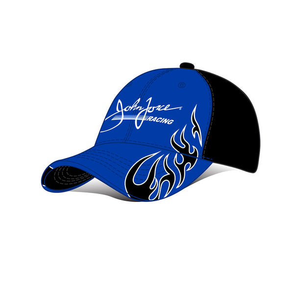 John Force Youth Flame Hat