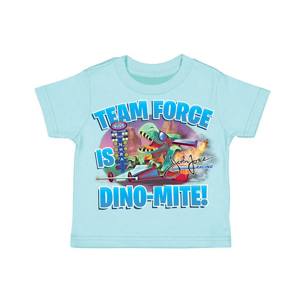 Team Force is Dino-Mite Toddler T-Shirt