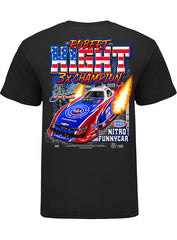Robert Hight 3X Champion T-Shirt