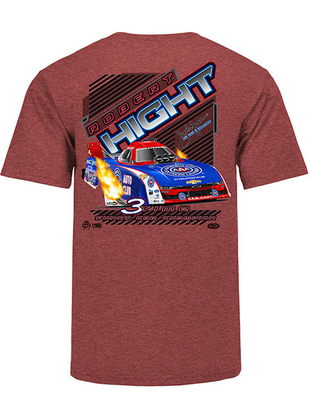 Robert Hight 3X NHRA Funny Car Champion T-Shirt