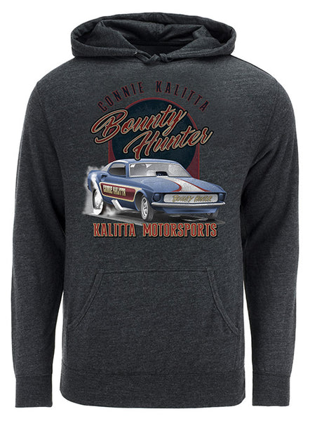 Connie Kalitta 2019 Car Design Hooded Sweatshirt