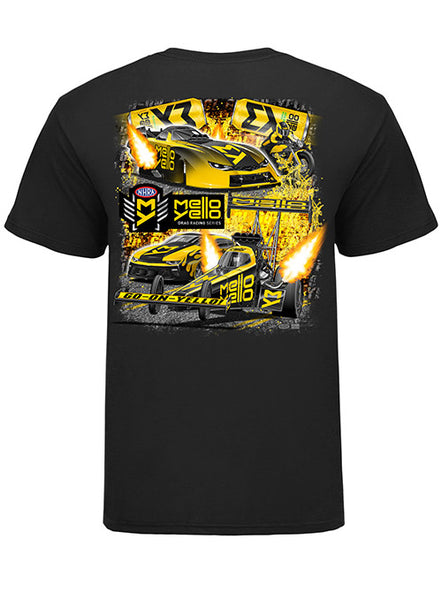 Mello Yello Four Car Series T-Shirt