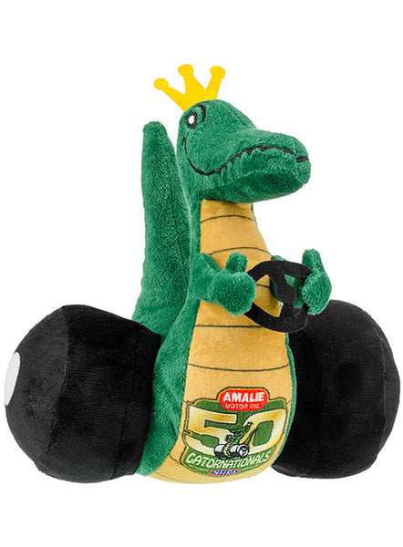 50th Amalie Motor Oil NHRA Gatornationals Event Plush Gator