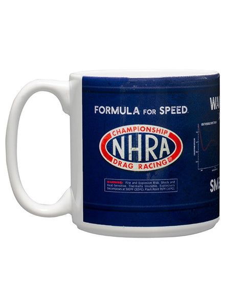 Nitro Barrel Jumbo Coffee Mug