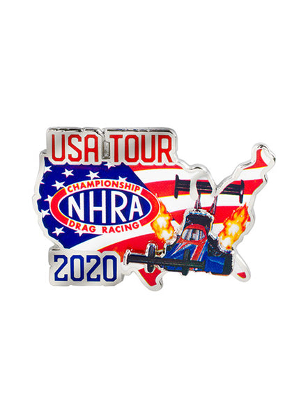 2020 USA Tour Pin