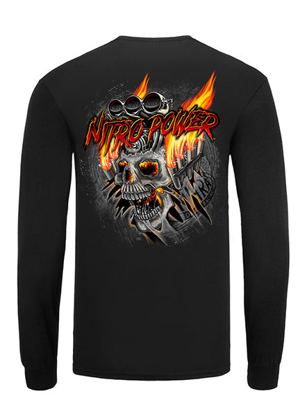 Nitro Power Long Sleeve T-Shirt