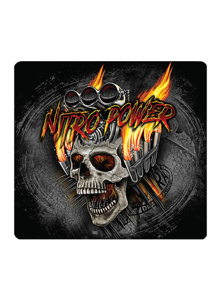 Nitro Power Mouse Pad