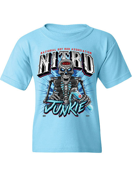 Nitro Junkie Youth T-Shirt