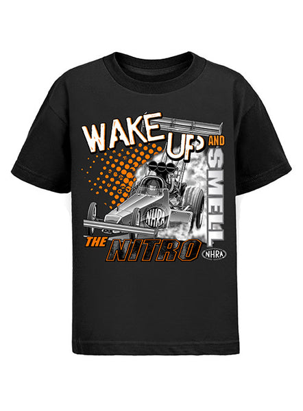 Wake Up and Smell the Nitro Youth T-Shirt