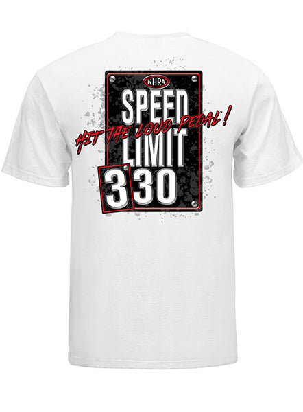 Speed Limit T-Shirt