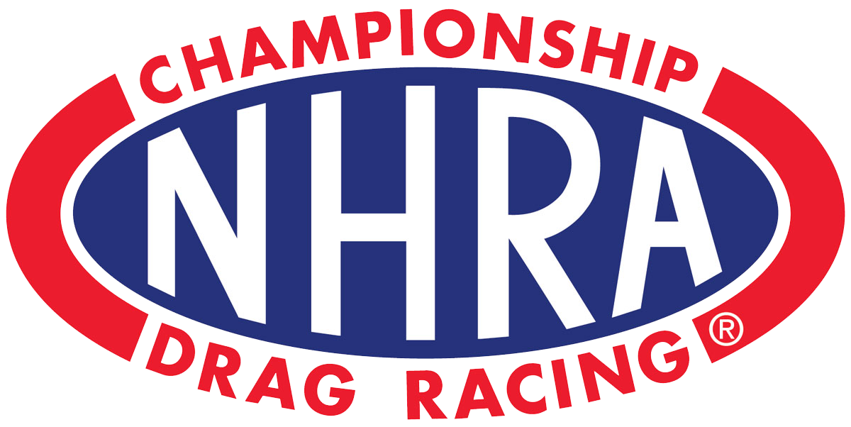 Image result for nhra logo