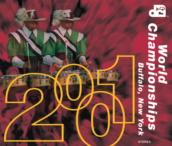 2001 DCI Champs CD-Top21-3CD