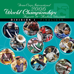 2006 World Championships CD