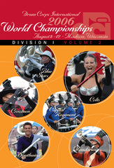 2006 13-24 World Championships DVD