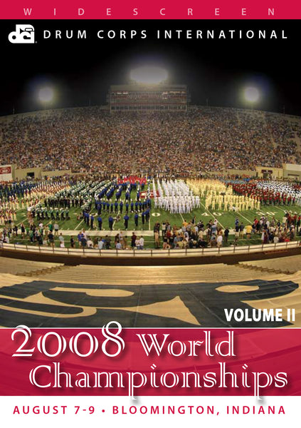2008 Semi/Quarterfinalists DVD