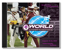 2011 World Championships CD