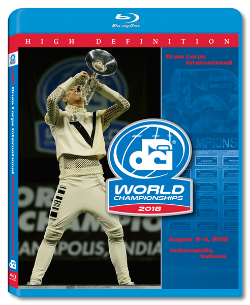 2018 World Championships Blu-ray Set