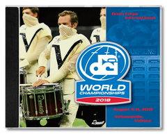 2018 World Championships CD Set