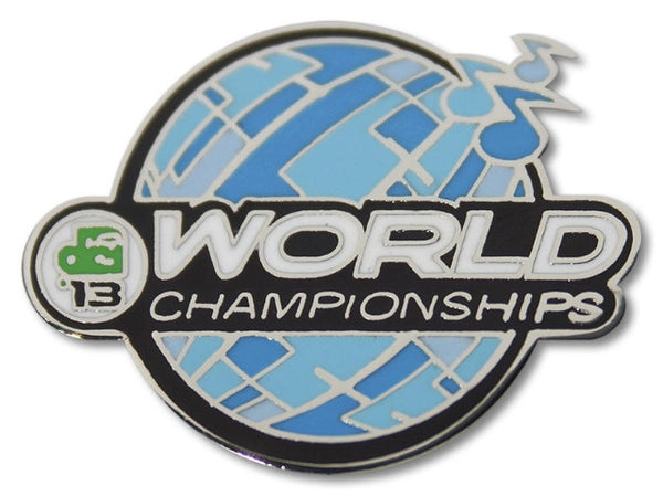 2013 DCI World Championships Pin