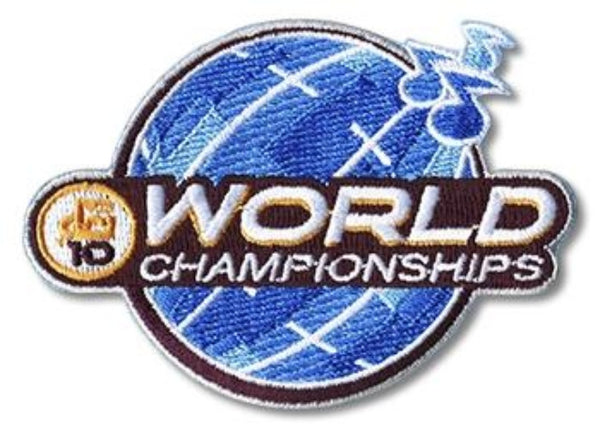 2010 World Championships Patch