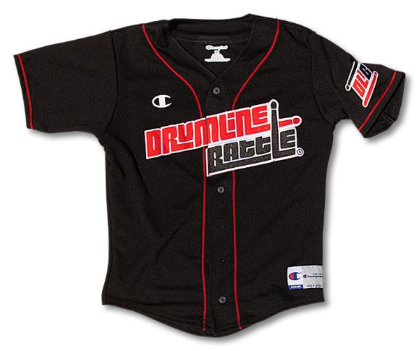 DrumLine Battle Black Jersey
