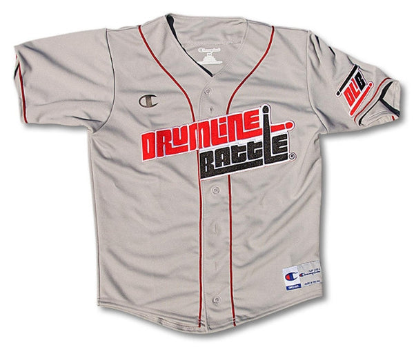 DrumLine Battle Gray Jersey