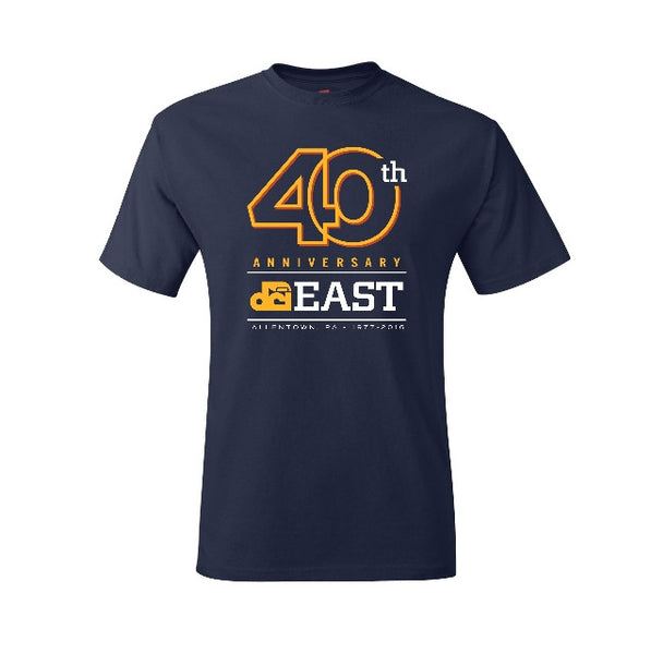 2020 Allentown 40th Anniversary T-Shirt