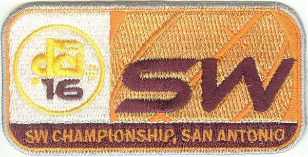 2016 San Antonio Patch