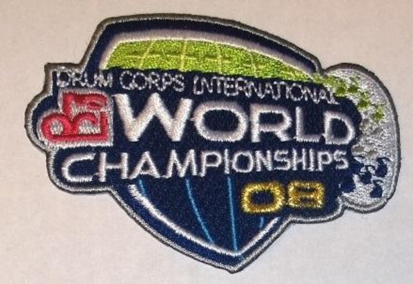 2008 World Championships Patch
