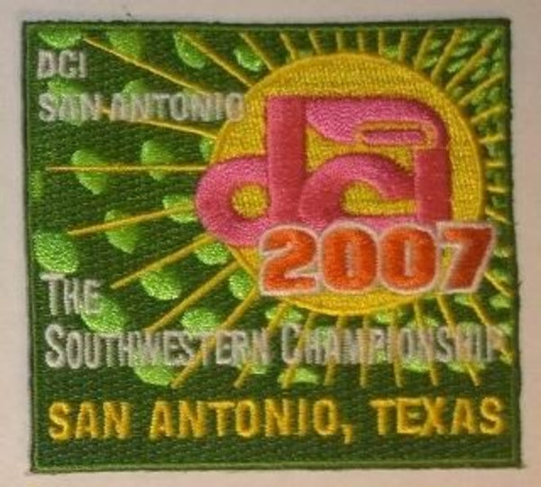 2007 San Antonio Patch