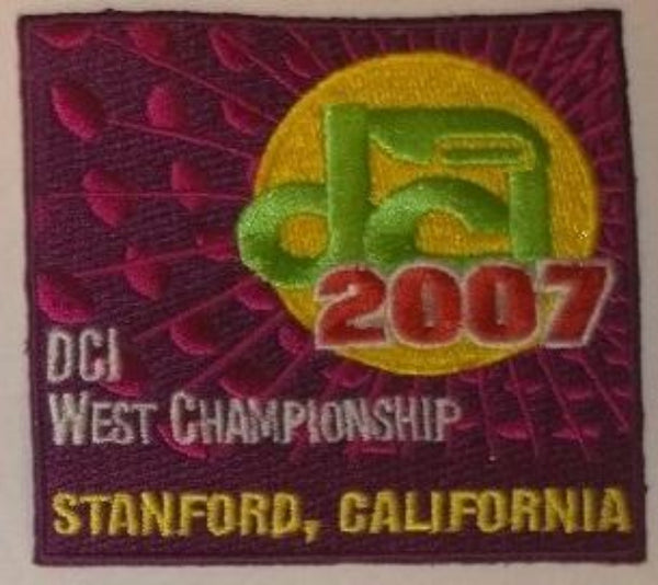 2007 Stanford Patch