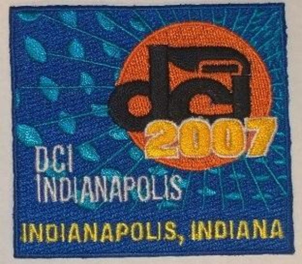 2007 Indianapolis Patch
